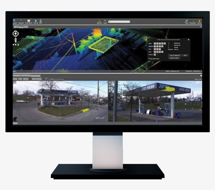 Trimble Trident Office Software - Led-backlit Lcd Display