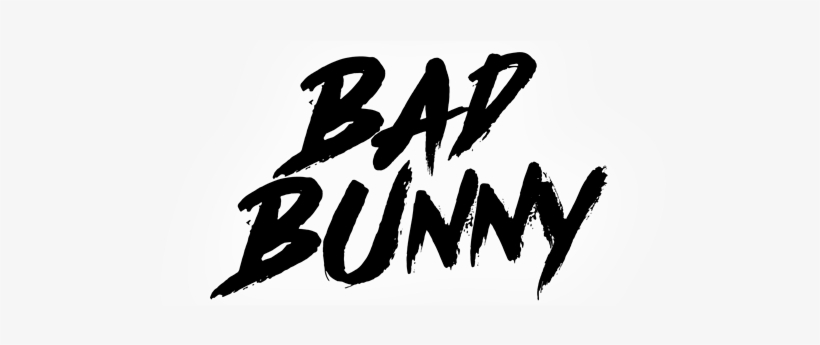 Bad Bunny Bad Bunny Logo Png Transparent Png 570x264 Free Download On Nicepng