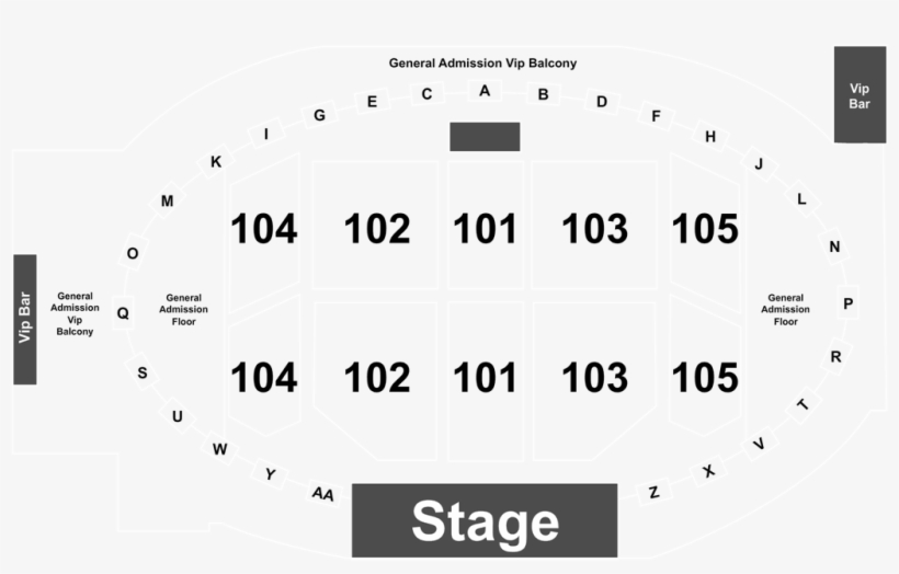 Pavilion Toyota Music Factory Seating Chart Transparent Png