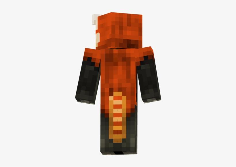 Wtsyjpng Red Panda Skin Minecraft Png Transparent Png 640x640