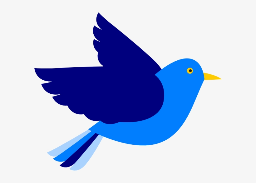Blue Bird Png Blue Flying Bird Clipart Transparent Png 600x508 Free Download On Nicepng