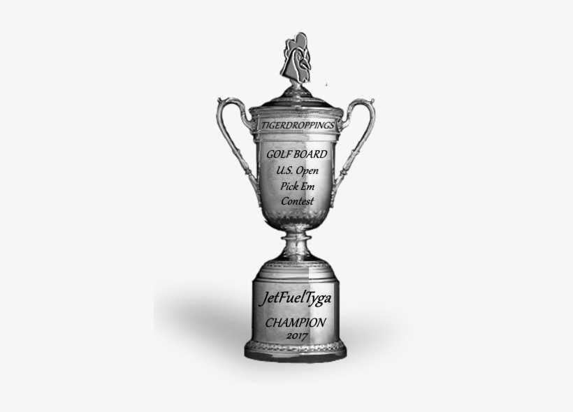 Trophy Icon Png Us Open Golf 2018 Trophy Transparent Png 411x570 Free Download On Nicepng