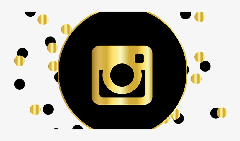 Instagram For Business - Facebook Gold Logo Transparent PNG