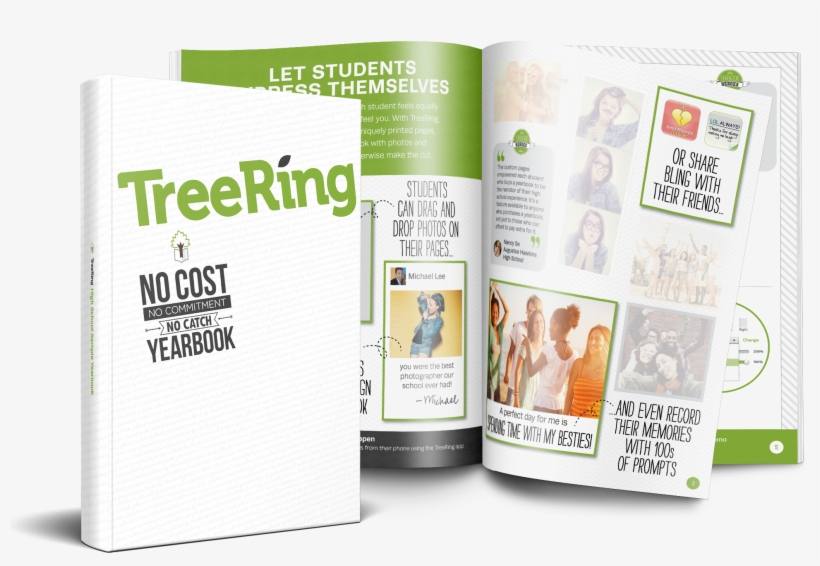 Treering Printed Sample Book - Request Free Booklet By Mail