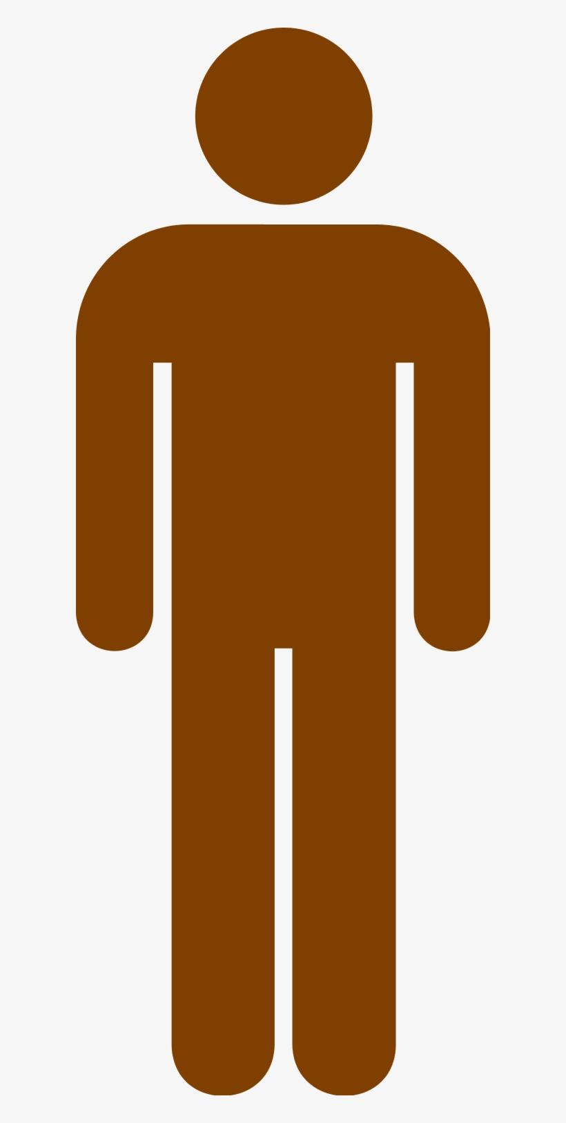 men s bathroom sign vector man bathroom sign clipart - male blue bathroom  sign transparent png - 600x1546 - free download on nicepng  nicepng