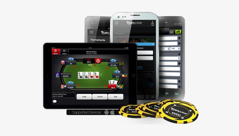 New Titan Poker Review For - Idn Poker Android Png Transparent PNG -  544x404 - Free Download on NicePNG