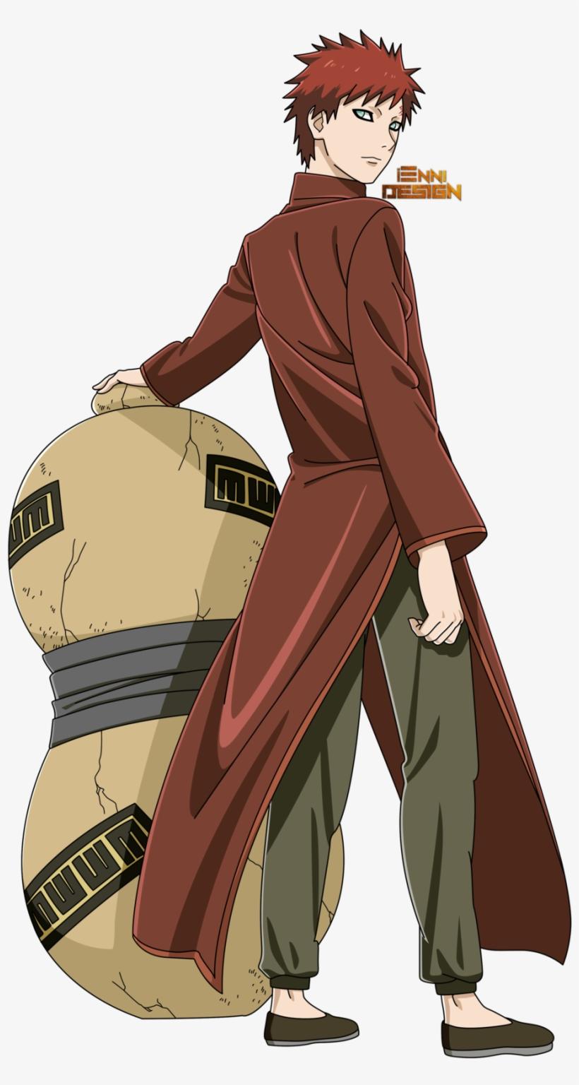Gaara Of The Sand By Iennidesign Naruto Sasuke Sakura