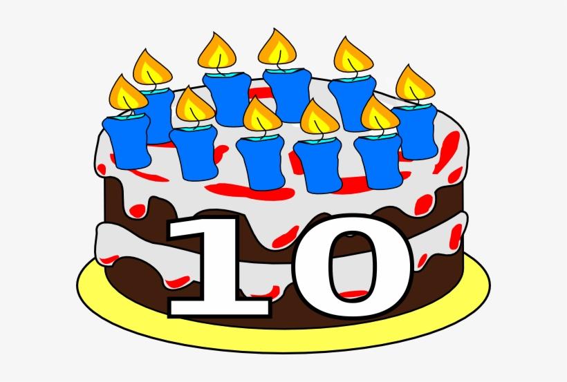 Outstanding Birthday Cake Clip Art Happy Birthday Cake Clipart Happy 10Th Funny Birthday Cards Online Elaedamsfinfo
