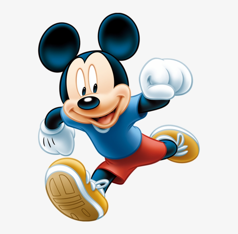 Mickey Mouse Wallpapers Hd - Mickey Mouse Blue Png, transparent png download