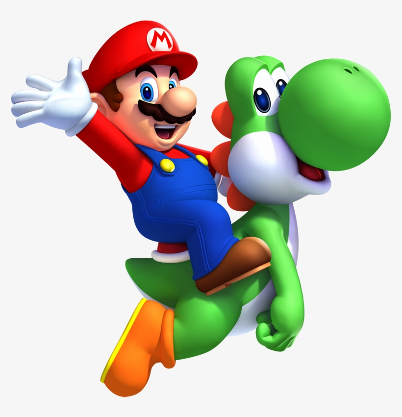 Opening Of The Video New Super Mario Bros Wii Transparent Png