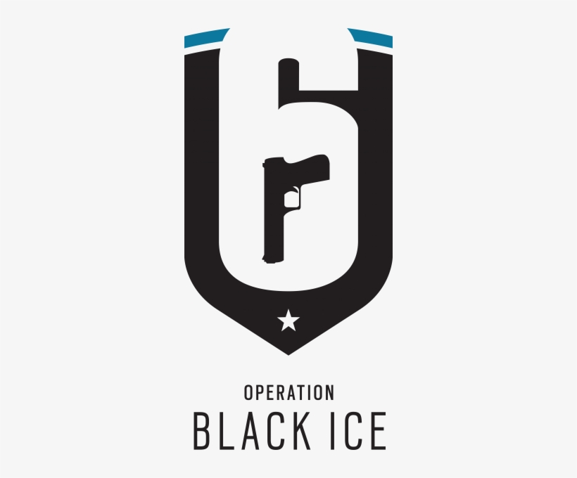 Tom Clancy S Rainbow Six Siege Black Ice Logo Comments Rainbow Six Siege Logo Png Transparent Png 296x600 Free Download On Nicepng