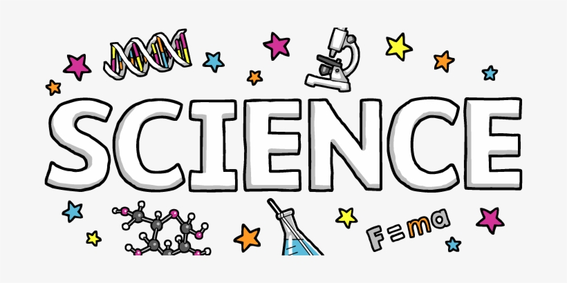 Science Png Image With Transparent Background - Science Word Clip Art  Transparent PNG - 692x330 - Free Download on NicePNG
