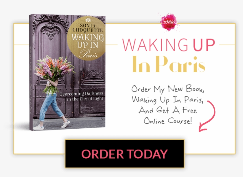 Order My New Book, Waking Up In Paris, And Get A Free
