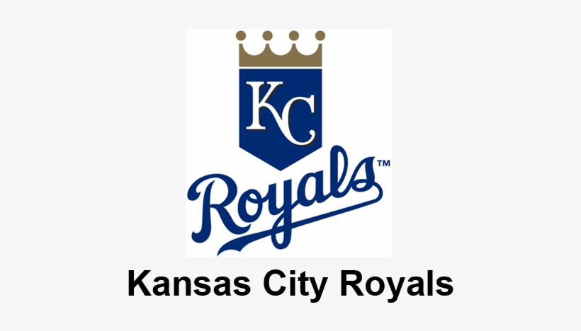 image regarding Kc Royals Schedule Printable named Kansas Town Royals Printable Emblem Clear PNG - 525x525