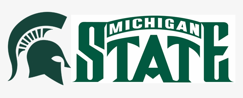MSU Spartan White Helmet Car Decal | Michigan state football ... | 330x820