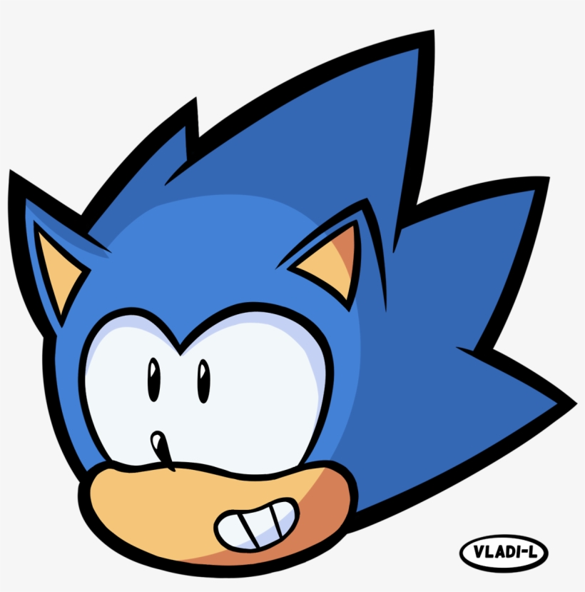 So Sonic Mania Looks Incredible Sonic Mania Sonic Head