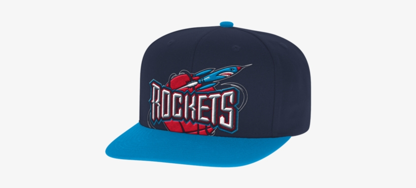the best attitude e350c 19590 Houston Rockets Xl Logo Snapback Hat - Houston Rockets Mitchell   Ness  Hardwood Classic