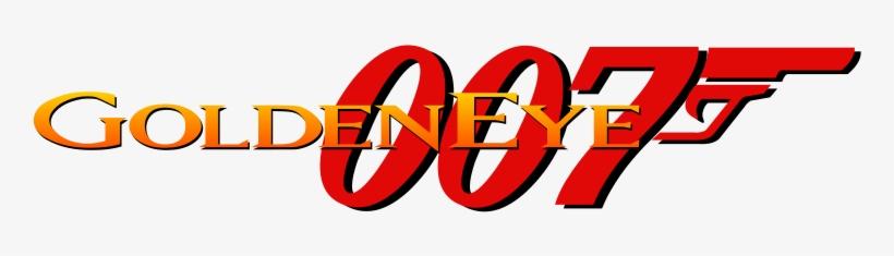 Goldeneye 007 N64 Logo Transparent PNG - 800x190 - Free ...