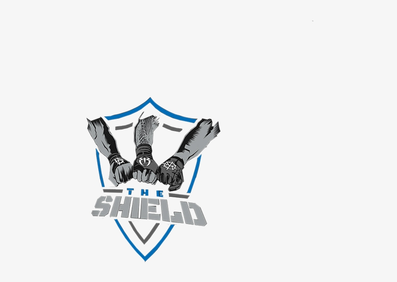 The Shield Logo 2017 [new] By Tariqrp On Deviant - Wwe