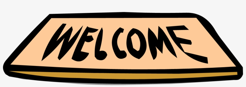 Furniture Sprites 108 001 Transparent Welcome Mat Clipart Transparent Png 1331x407 Free Download On Nicepng