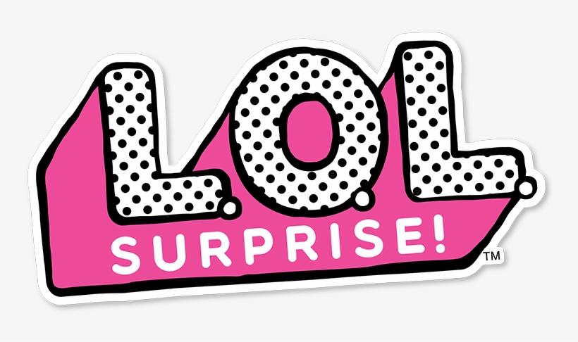 Lol Logo Lol Surprise Doll Series 2 Transparent Png 800x455 Free Download On Nicepng