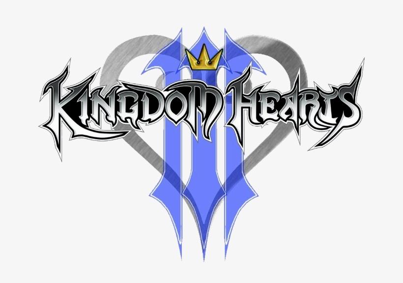 Kingdom Hearts 3 Logo Png - Kingdom Hearts 2 Title ...