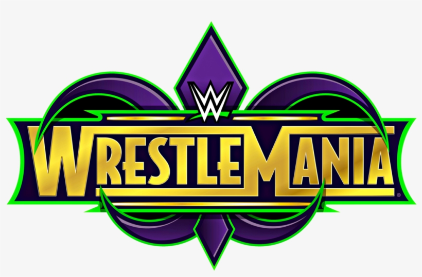 Logopedia Fandom Powered By Wikia Wwe Wrestlemania 34 Live Stream Transparent Png 1132x706 Free Download On Nicepng