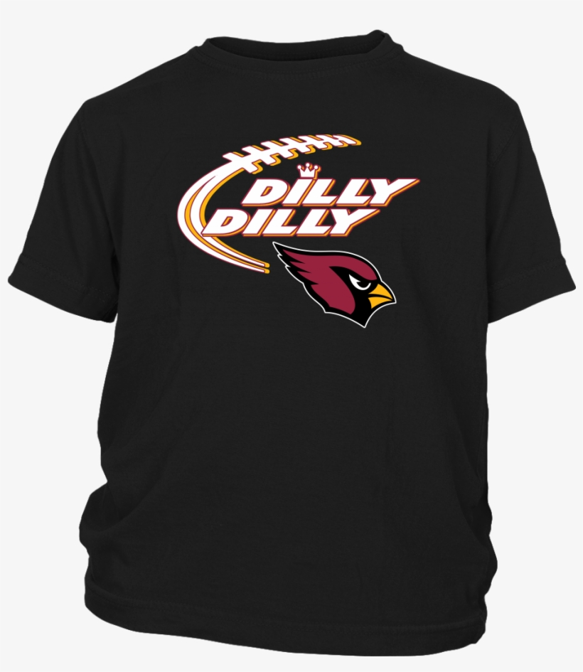 8685cde7 Nfl Dilly Dilly Arizona Cardinals Football Shirts T - Shirt ...