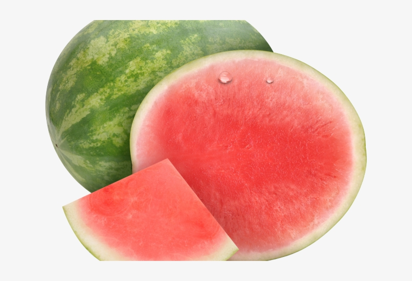 Watermelon Clipart Transparent Background Seedless Watermelon Png Transparent Png 640x480 Free Download On Nicepng