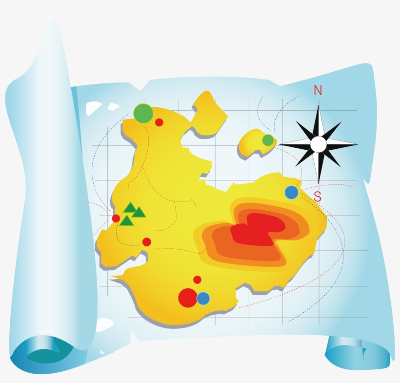 Clipart - Map Clipart Transparent PNG - 1788x1625 - Free Download on NicePNG