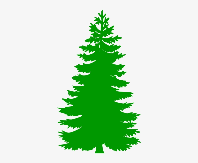 Christmas Tree Clipart Png.Winter Pine Trees Clipart Pine Tree Clip Art1 Png