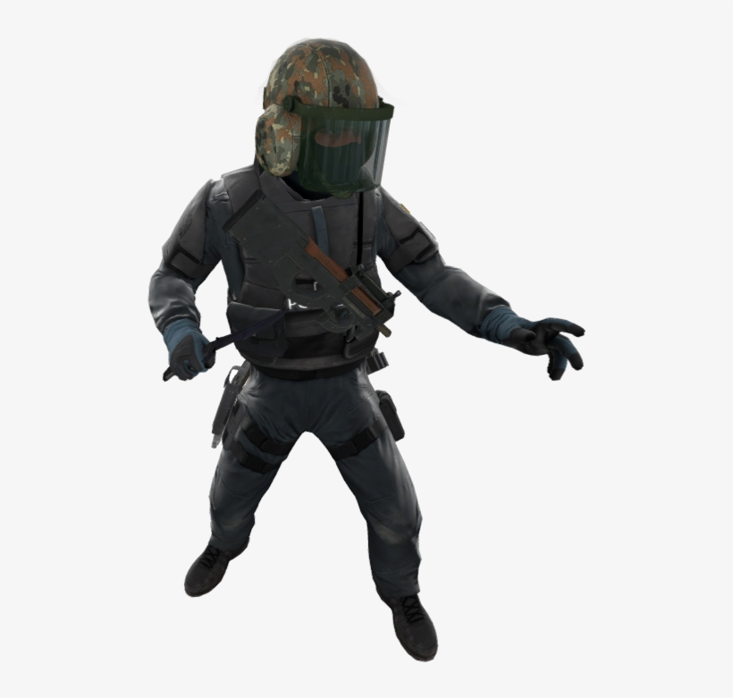 Csgo Character Png - Counter Strike Character Png Transparent PNG