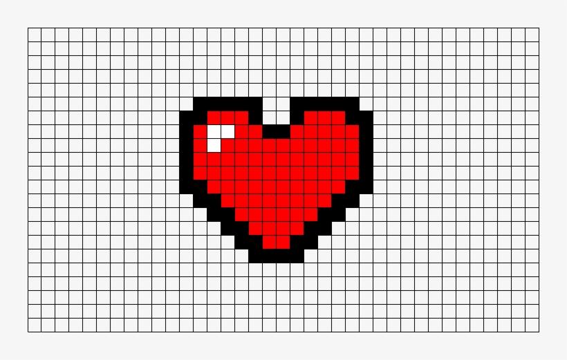 Картинки рисунки по клеточкам сердце
