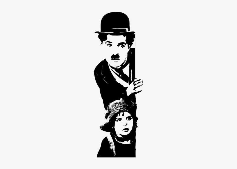 Nouveau Charlie Chaplin The Kid Transparent Png 560x504 Free