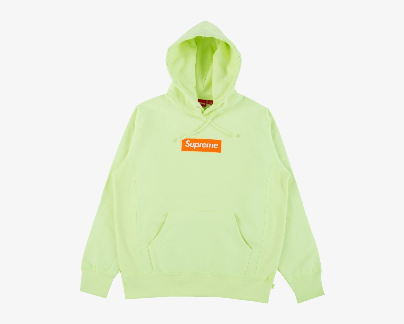 Supreme Logo Box Tee Hoodie Transparent Png 1000x600 Free Download On Nicepng