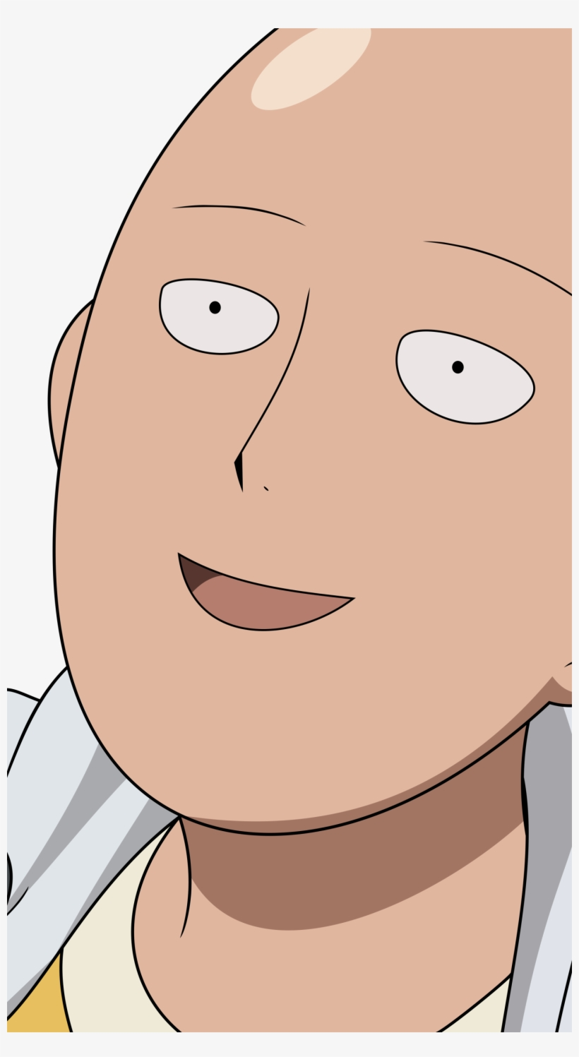 Wallpaper One Punch Man Look Transparent Png 1440x2560 Free