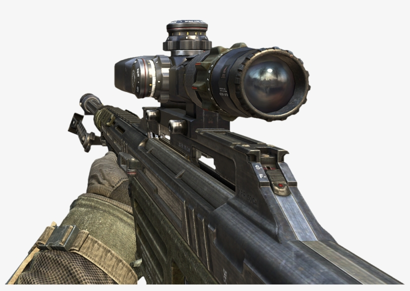 Bo2 Sniper Png Xpr 50 Black Ops 2 Transparent Png 999x661 Free Download On Nicepng
