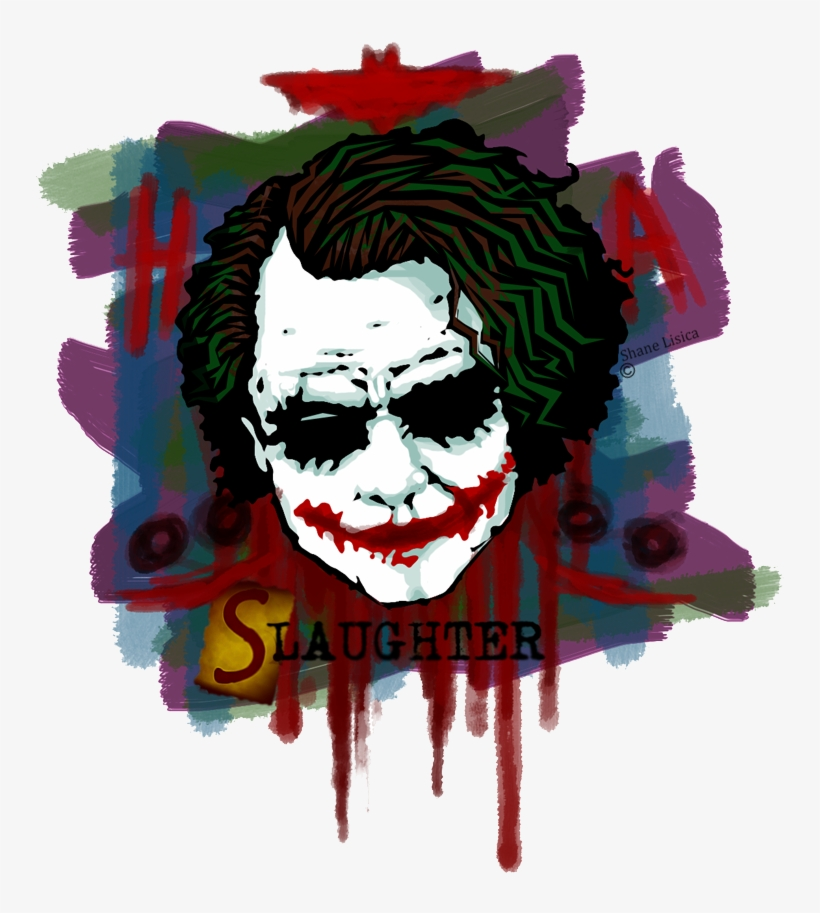 Joker Batman Graffiti Art Drawing Joker Graffiti Transparent Png