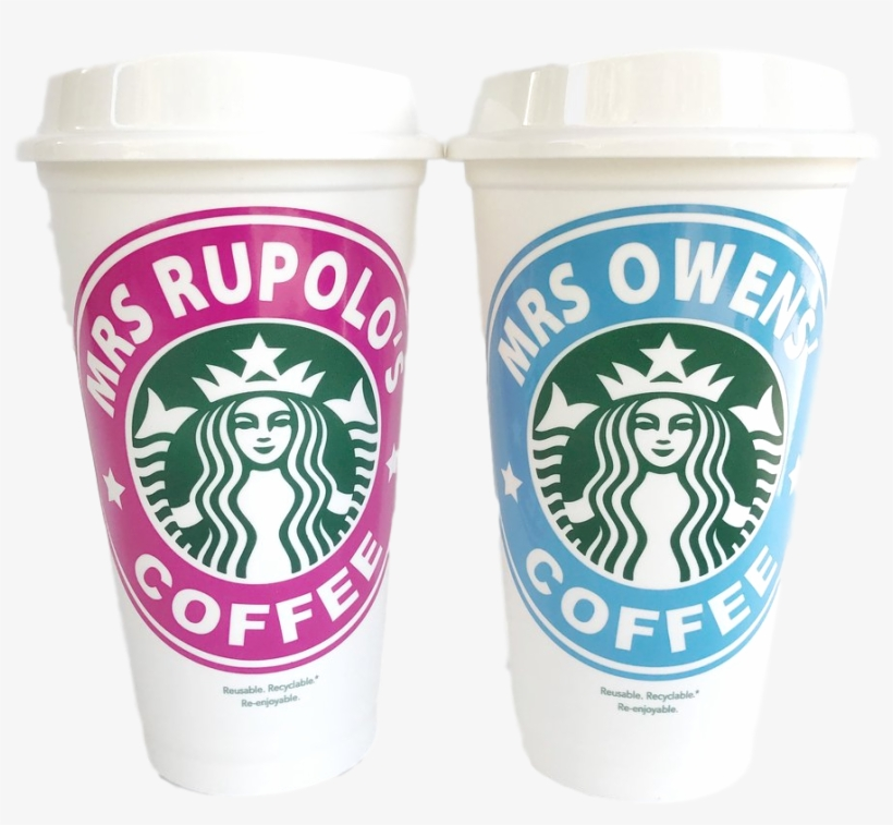Gifts For Teachers Old Starbucks Coffee Cup Transparent