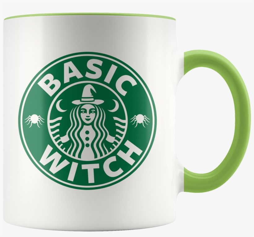 Basic Witch Halloween Coffee Mug A La Starbucks Cup Basic Witch Starbucks Svg Transparent Png 2000x2000 Free Download On Nicepng