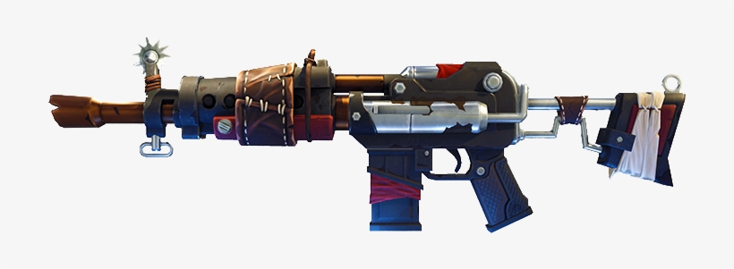 Scavenger Rifle Fortnite Wiki Buzzcut Gun Transparent Png