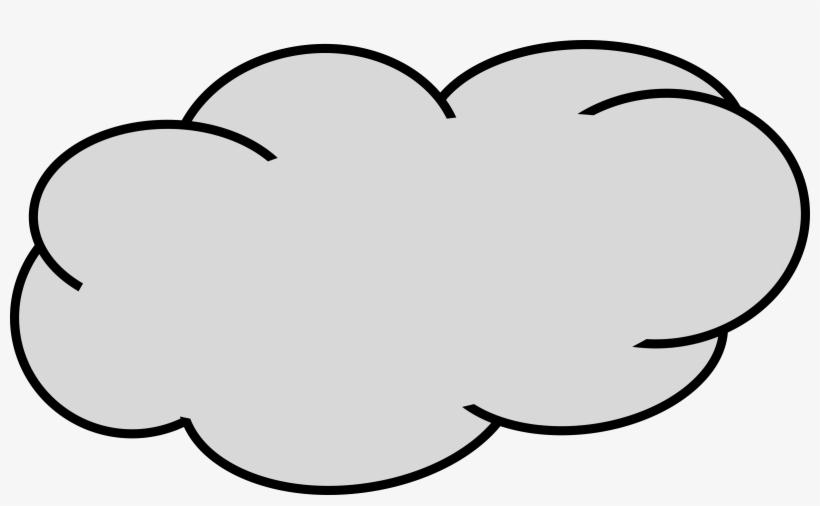 Smoke cloud. Grey clipart transparent png