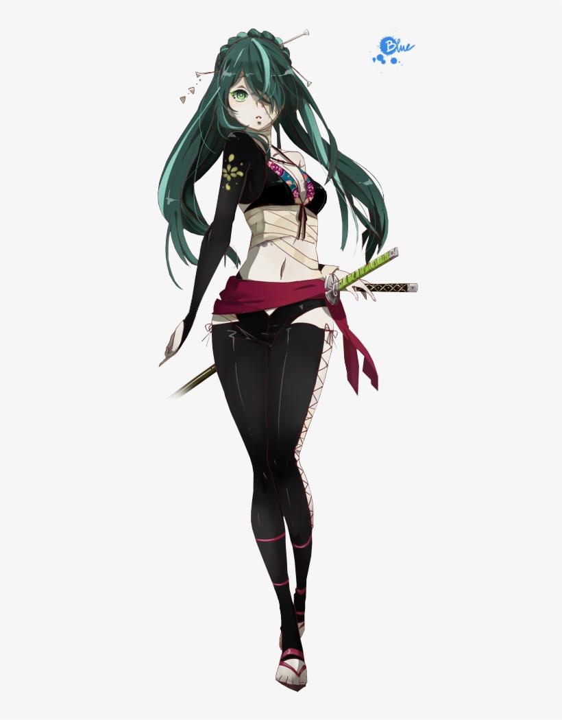 sexy anime ninja girls hentai