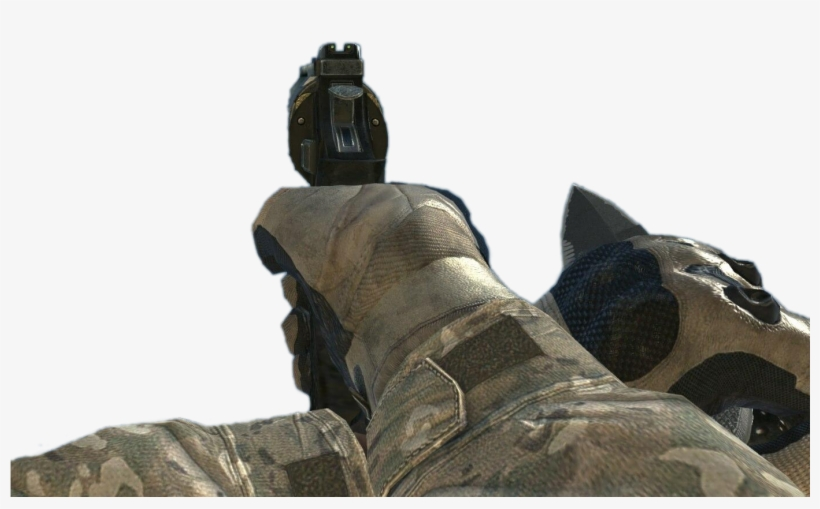 Http Images4 Wikia Nocookie Net Call Of Duty Knife And Gun Transparent Png 1383x909 Free Download On Nicepng