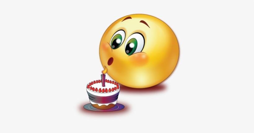 Birthday Emoji Png