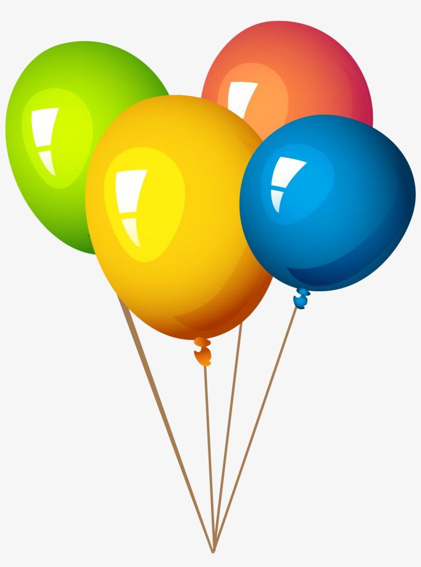 2 Emoji Balloons - Baloons Transparent PNG - 3000x3627 - Free Download on  NicePNG