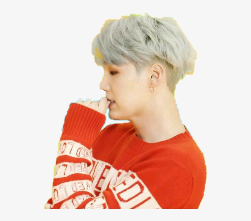 Bts Suga Dna In Profile Transparent Png 535x644 Free Download On