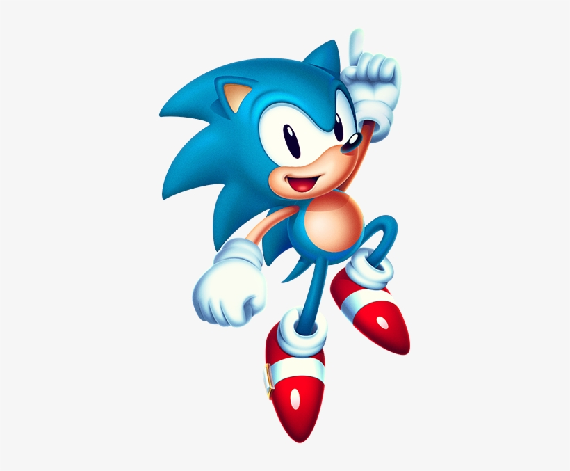 View Samegoogleiqdbsaucenao Classic Sonic Sonic Mania Plus Characters Transparent Png 361x597 Free Download On Nicepng