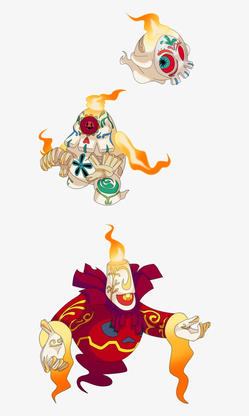 Duskull Dia De Los Muertos Transparent Png 599x1335 Free - roblox logo png download 515515 free transparent roblox