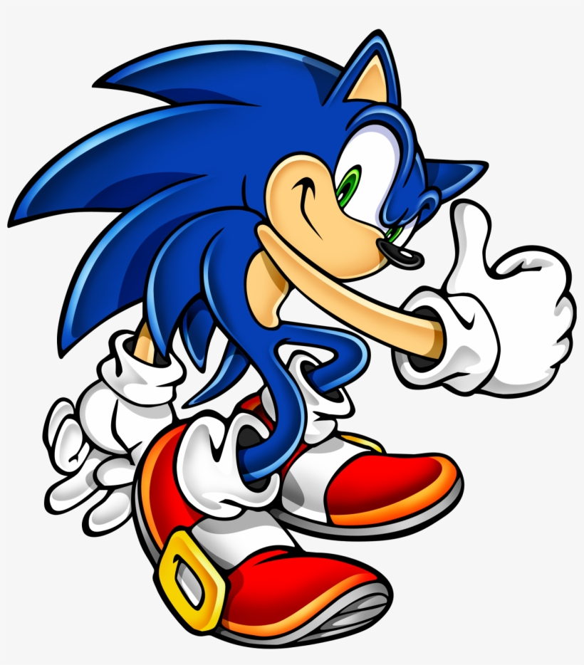 Draw Sonic Hedgehog Characters Sonic The Hedgehog Characters Transparent Png 1325x1445 Free Download On Nicepng
